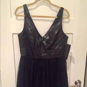 Aidan Mattox LBD cocktail dress